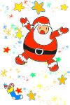 Père Noël de Vieille Eglise en Yvelines