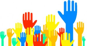Main levée recherche bénévoles