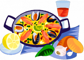 """Résultat de recherche d'images pour """"paella dessin"""""""