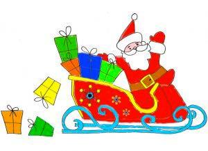 Cours-y-vite, il va filer... Le spectacle de Noël 2016