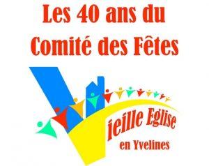 40 ans du Comité des Fêtes