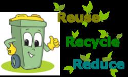 Comité des fêtes de vieille eglise en yvelines - Vide Grenier 2018 - Green Logo